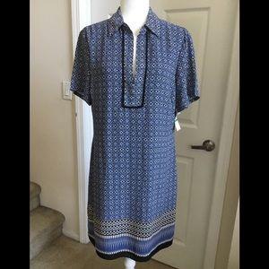 Max Studio short sleeved Dress